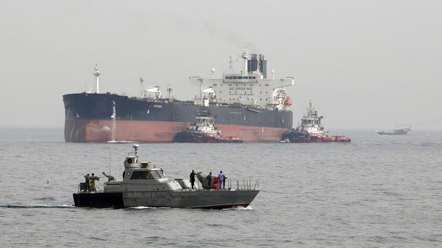 """Iran bị nghi bắt tàu chở dầu """"mất tích"""" tại eo biển Hormuz - 1"""