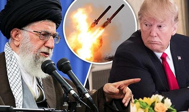 Tổng thống Trump tuyên bố Mỹ không ép thay đổi chế độ ở Iran - 1