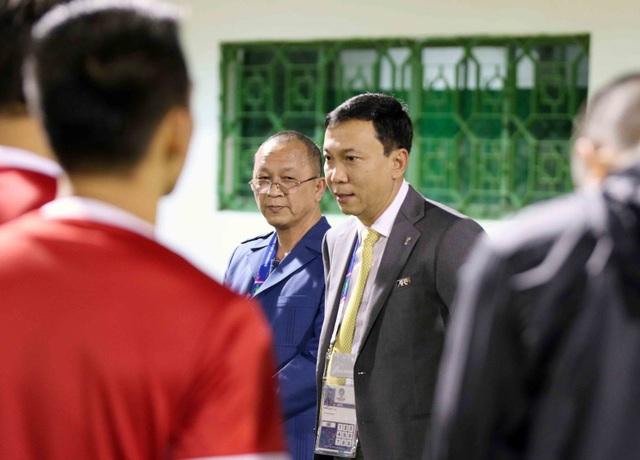 """Phó chủ tịch VFF Trần Quốc Tuấn: """"Việt Nam có cơ hội ở vòng loại World Cup"""""""