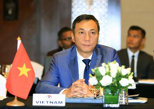 Ông Trần Quốc Tuấn đảm nhiệm vị trí Chủ tịch Ủy ban thi đấu AFC - 1