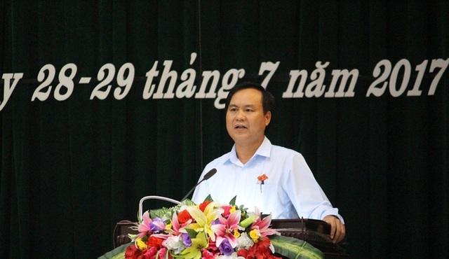 Giám đốc Sở NNPTNT Quảng Trị làm Bí thư Thành ủy Đông Hà - 2