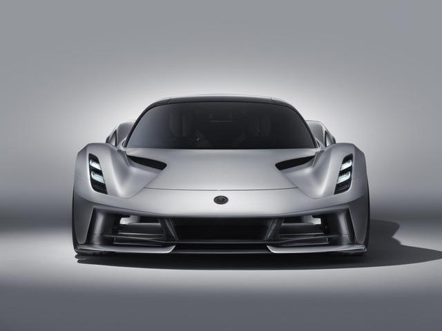 Lotus Evija - Ứng viên cho danh hiệu Siêu xe mạnh nhất thế giới - 2