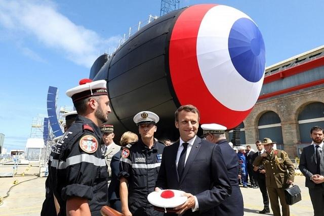 Tàu ngầm hạt nhân Suffren lớp Barracuda của Pháp khủng cỡ nào? - 1