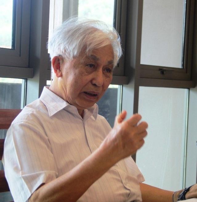 GS Trần Thanh Vân trải lòng về việc bỏ ra hàng triệu đô để phát triển khoa học Việt Nam  - 1