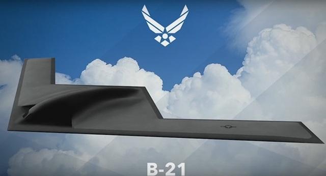 Mỹ bắt đầu sản xuất máy bay ném bom tàng hình thế hệ 5 giá 646 triệu USD - 1