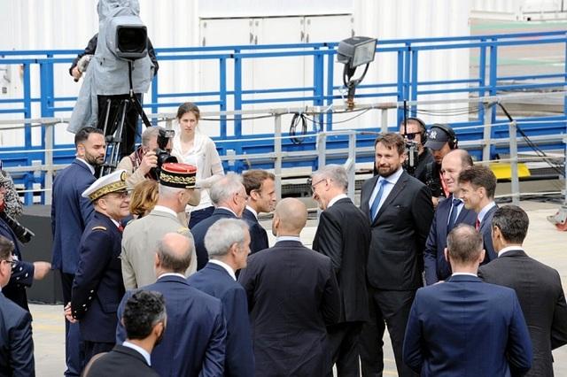 Tàu ngầm hạt nhân Suffren lớp Barracuda của Pháp khủng cỡ nào? - 2