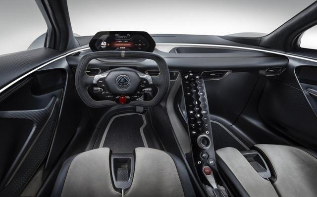 Lotus Evija - Ứng viên cho danh hiệu Siêu xe mạnh nhất thế giới - 14