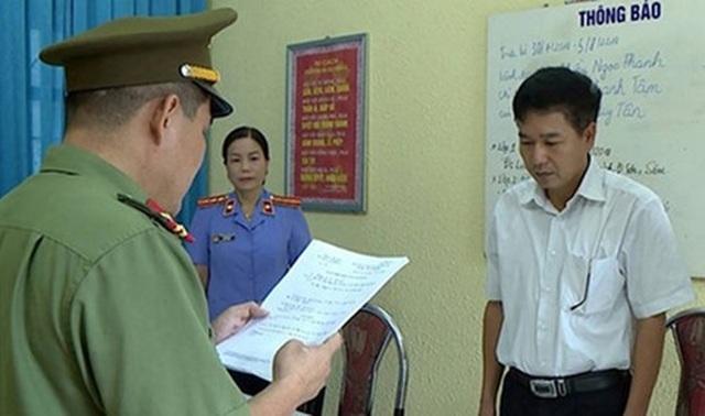 Lộ danh tính hàng loạt cán bộ cao cấp tỉnh Sơn La nhờ nâng điểm cho con - 1