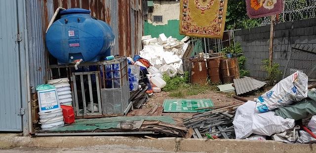 Khu dân cư đổ bệnh vì nuôi muỗi sốt xuất huyết - 1
