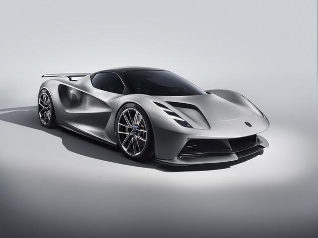 Lotus Evija - Ứng viên cho danh hiệu Siêu xe mạnh nhất thế giới - 1