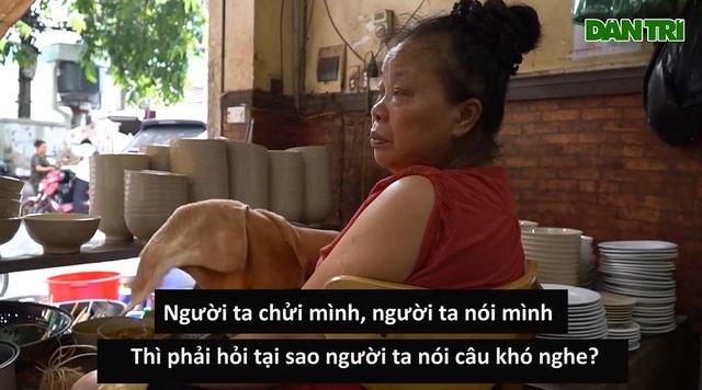 """Bà chủ quá.n bún ch.ửi: """"Khá.ch b.ị ch.ửi phải xem l.ại mình"""" - 4"""
