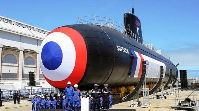 Tàu ngầm hạt nhân Suffren lớp Barracuda của Pháp khủng cỡ nào? - 3