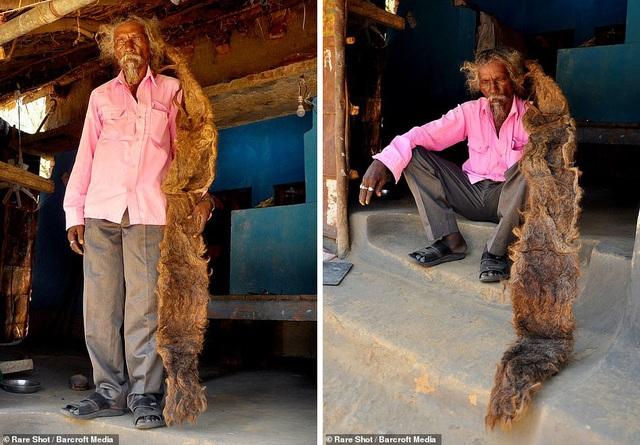 Gặp gỡ người đàn ông 40 năm không gội đầu, không cắt tóc - 3