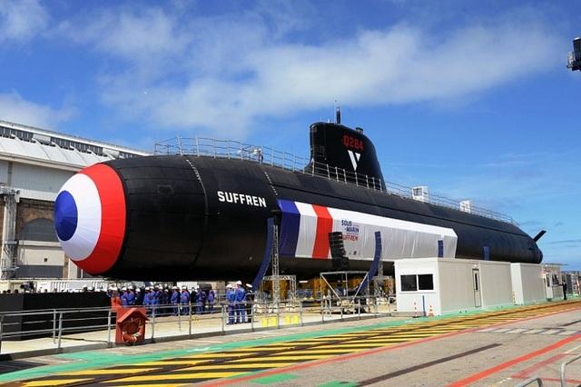 Tàu ngầm hạt nhân Suffren lớp Barracuda của Pháp khủng cỡ nào? - 4