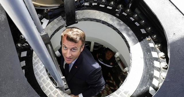 Tàu ngầm hạt nhân Suffren lớp Barracuda của Pháp khủng cỡ nào? - 5