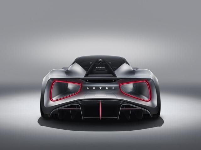 Lotus Evija - Ứng viên cho danh hiệu Siêu xe mạnh nhất thế giới - 8