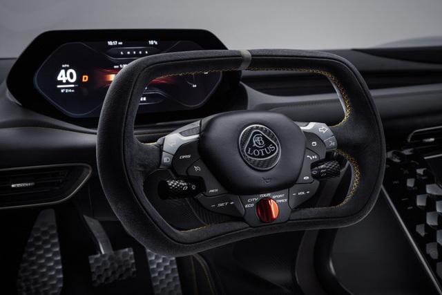 Lotus Evija - Ứng viên cho danh hiệu Siêu xe mạnh nhất thế giới - 15