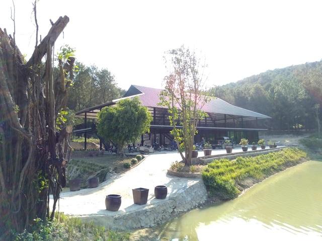 Khu du lịch sinh thái hoạt động trái phép vẫn đón khách tham quan tại Nghệ An - 21