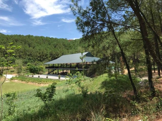 Khu du lịch sinh thái hoạt động trái phép vẫn đón khách tham quan tại Nghệ An - 12