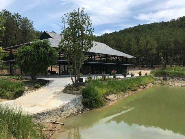 Khu du lịch sinh thái hoạt động trái phép vẫn đón khách tham quan tại Nghệ An - 9