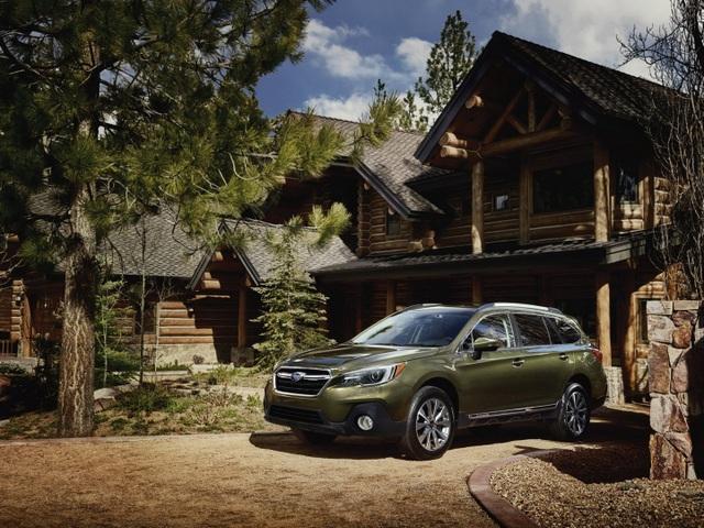 Không thể sửa lỗi, Subaru phải đổi xe mới cho khách - 2