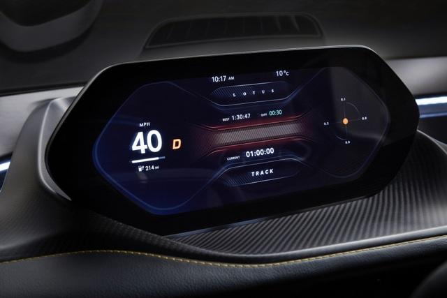 Lotus Evija - Ứng viên cho danh hiệu Siêu xe mạnh nhất thế giới - 16