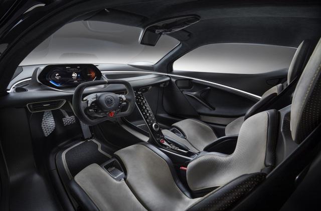Lotus Evija - Ứng viên cho danh hiệu Siêu xe mạnh nhất thế giới - 6