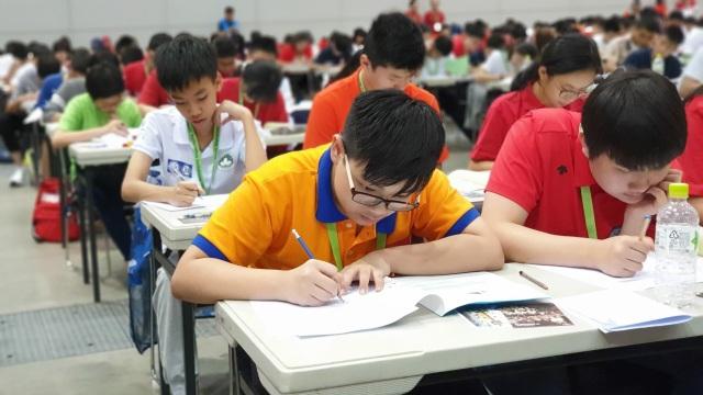 Học sinh Việt Nam giành thành tích xuất sắc tại kỳ thi Toán Quốc tế WMI - 1