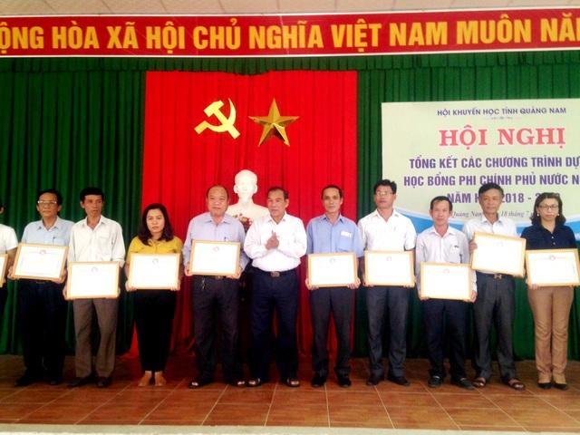 Hội Khuyến học Quảng Nam