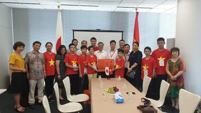 Học sinh Việt Nam giành thành tích xuất sắc tại kỳ thi Toán Quốc tế WMI - 4
