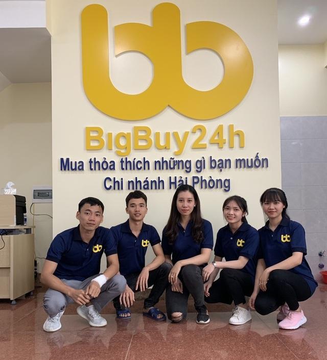 Bigbuy24h thành lập văn phòng đại diện, mở hệ thống siêu thị tại Hải Phòng và Đà Nẵng - 4