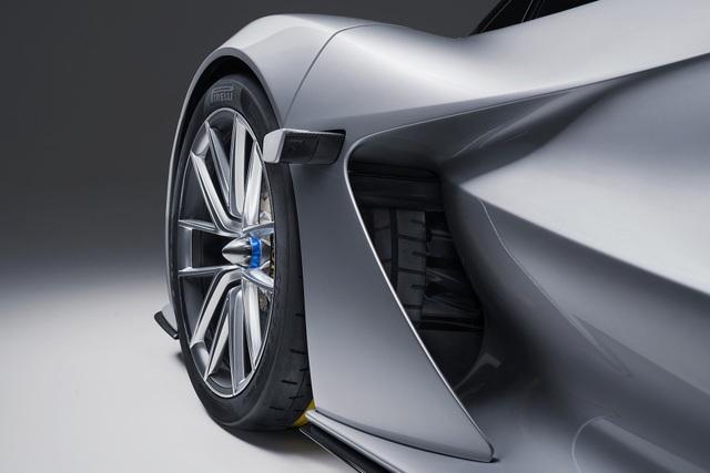 Lotus Evija - Ứng viên cho danh hiệu Siêu xe mạnh nhất thế giới - 5