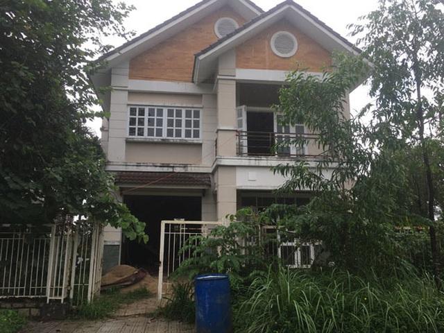 Chuyện tình ri đô trong biệt thự đang xây ở Sài Gòn - 1
