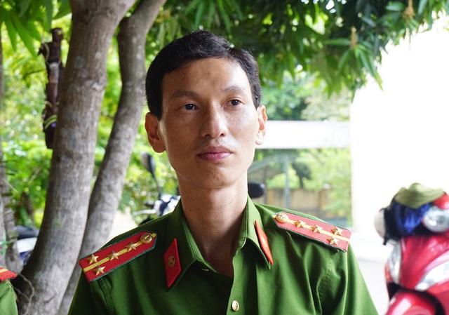 Chiến sỹ công an nghĩa vụ ở Nghệ An giành vị trí thủ khoa toàn quốc khối C03 - 3