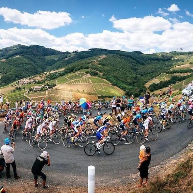 Le Coq Sportif đồng hành cùng giải đua thế kỷ Tour De France - 5