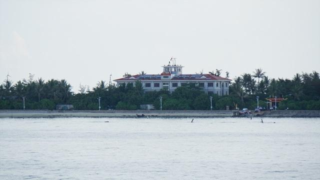 Gặp người bảo vệ dải lụa xanh của Quần đảo Trường Sa - 13