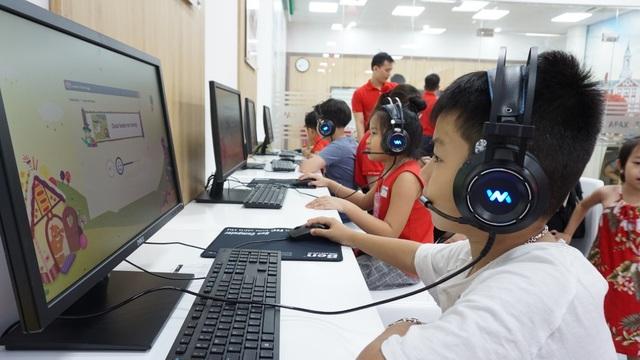 Ứng dụng công nghệ vào giảng dạy tiếng Anh trẻ em trong thời đại 4.0 - 1