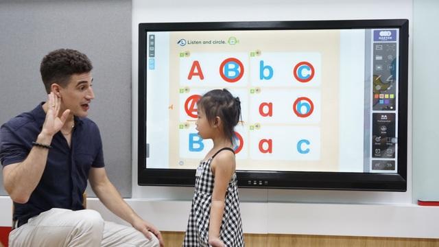 Ứng dụng công nghệ vào giảng dạy tiếng Anh trẻ em trong thời đại 4.0 - 2