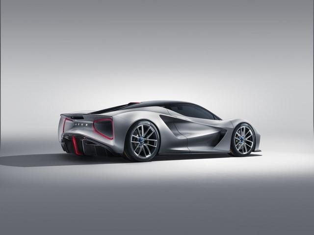 Lotus Evija - Ứng viên cho danh hiệu Siêu xe mạnh nhất thế giới - 7