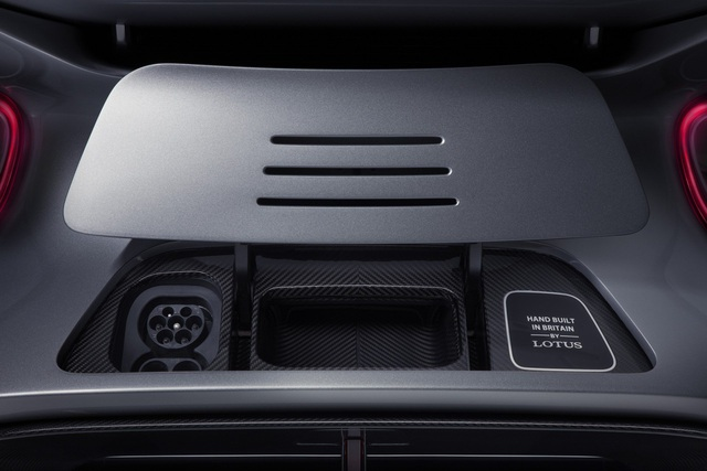 Lotus Evija - Ứng viên cho danh hiệu Siêu xe mạnh nhất thế giới - 9