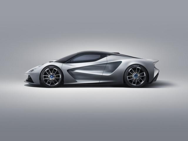 Lotus Evija - Ứng viên cho danh hiệu Siêu xe mạnh nhất thế giới - 3