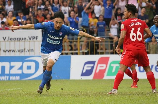 Than Quảng Ninh áp sát ngôi đầu V-League: Dấu ấn của 2 tài năng bị lãng quên - 1