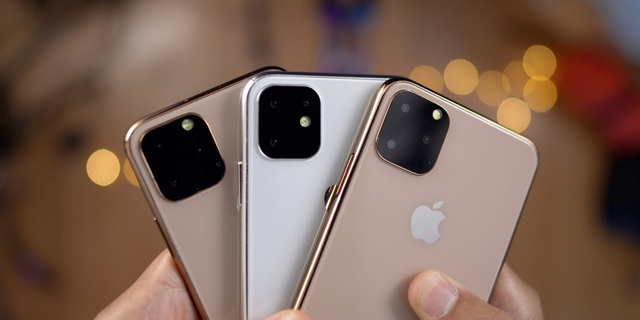 Đây sẽ là thiết kế cuối cùng của bộ 3 iPhone mới ra mắt trong năm nay? - 1