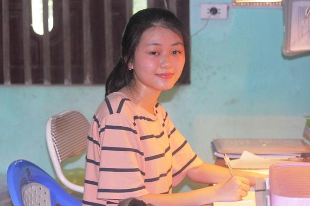 Nữ á khoa toàn quốc khối A mong muốn du học để thoát nghèo - 1