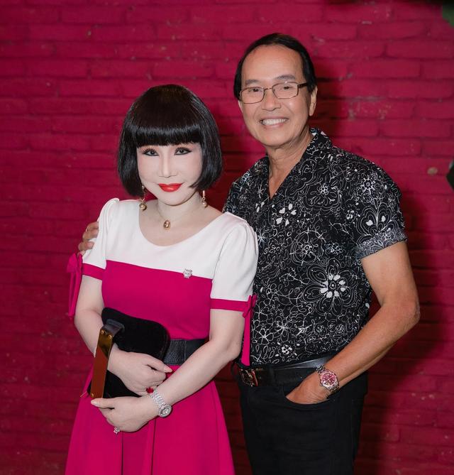 """Sau 45 năm, nghệ sĩ Thanh Kim Huệ - Chí Tâm trở lại sân khấu với vở """"Lan và Điệp""""  - 5"""