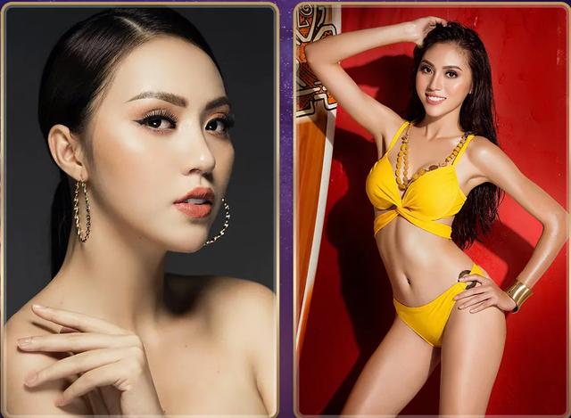 Người đẹp chuyển giới dự thi Hoa hậu Hoàn vũ 2019 - 6