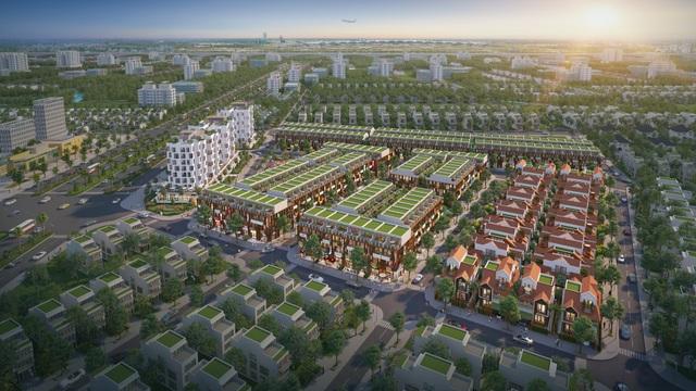 Khai thác cơ hội kinh doanh cùng Long Thành Central - 2