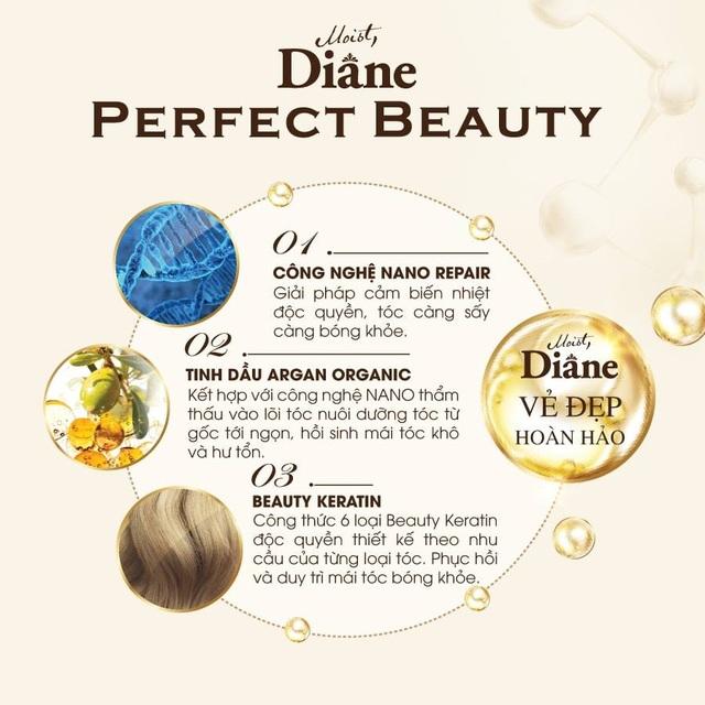 Moist Diane, thương hiệu dầu gội tinh dầu, không silicon Nhật Bản đã phủ sóng khắp Việt Nam - 2