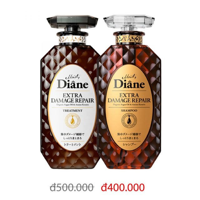 Moist Diane, thương hiệu dầu gội tinh dầu, không silicon Nhật Bản đã phủ sóng khắp Việt Nam - 3