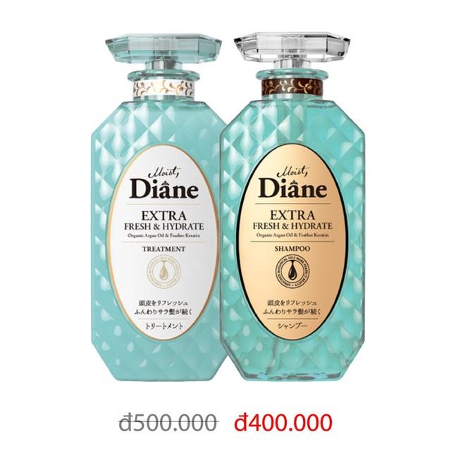 Moist Diane, thương hiệu dầu gội tinh dầu, không silicon Nhật Bản đã phủ sóng khắp Việt Nam - 4